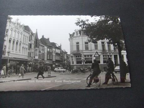 Deventer centrum hoek Keizerstraat-KorteBisschopstraat